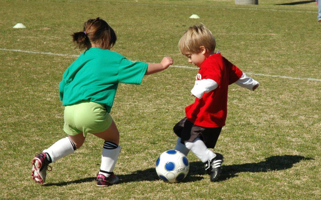 Los niños y el ejercicio